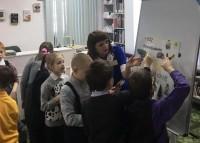 Школьников познакомили с творчеством детского писателя