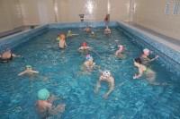 В бассейне состоялись последние заплывы перед профилактикой