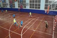 Трудовые коллективы посоревнуются в мини-футболе
