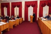 Депутаты Горсовета открыли парламентский сезон