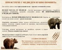 Внимание! В окрестностях Дудинки замечены медведи
