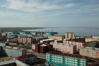 Дудинка вошла в пятерку благоустроенных городов Красноярского края