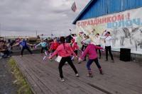 На День России в Волочанке пели и танцевали