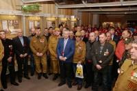 В Дудинке прошла традиционная встреча воинов-интернационалистов