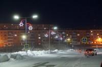 В Дудинку пришла полярная ночь