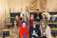 Юных дудинцев познакомили с творческими профессиями