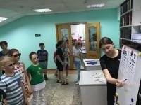 В библиотеке семейного чтения стартовал мультидисциплинарный проект
