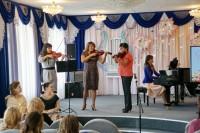 Дудинские преподаватели возьмут уроки мастерства у мэтров музыки