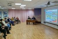 В Дудинке состоялось обсуждение общественно значимого проекта
