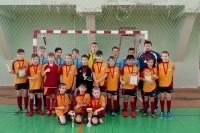 Дудинцы — чемпионы футбольного первенства