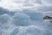 Кромка льда — между Игаркой и Потапово