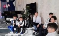 В школе искусств отпраздновали День баяна, аккордеона и гармоники