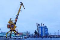 В Дудинке появился новый городской талисман
