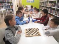 Юные дудинцы побывали в волшебном месте — библиотеке