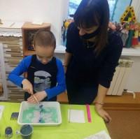 В Дудинке реализовали проект по обучению рисованию