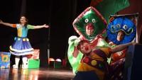 Дудинский Камерный театр выступил перед норильским зрителем