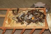 Участники ансамбля «Таймыр» познакомились с музыкальными инструментами предков