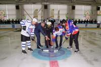 В Дудинке дали старт турниру по хоккею на Кубок северных городов