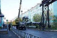 Движение по улице Матросова временно ограничено