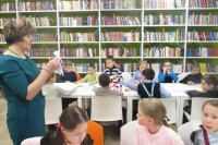 В новой библиотеке учат творить чудеса