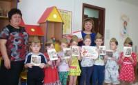 Книги о войне читали в Потапово и Волочанке