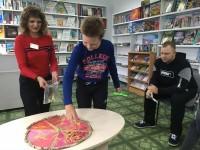 В библиотеке создавали «Литературную пиццу»