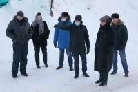 Глава города оценил работу организаций осуществляющих снегоочистку