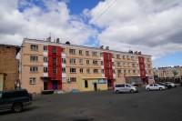 В Дудинке продолжают восстановление жилого дома