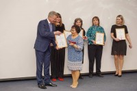 В Дудинке наградили победителей конкурса «Призвание»
