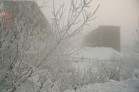 В Дудинку пришли сильные морозы!
