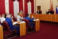 Депутаты Дудинского Горсовета внесли изменения в бюджет