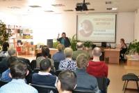 В Дудинке презентовали книгу поэтессы-норильчанки