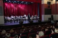 Воспитанники школы искусств посетили концерт духового оркестра