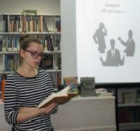 Дудинские студенты учились искусству правильной речи