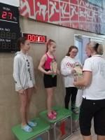 Дудинские пловцы завоевали призовые места