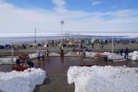 В Дудинке пройдёт праздник ожидания ледохода
