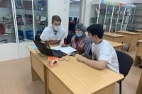 Дудинская молодежь поможет освоить компьютер и Интернет