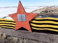 Жители дудинских поселков отметили юбилейный День Победы