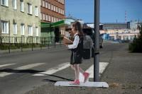 В Дудинке привлекли внимание к безопасности детей на дороге