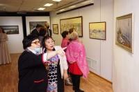 В музее открылась выставка к 70-летию присвоения Дудинке статуса города