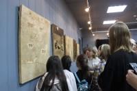 Воспитанники школы искусств познакомились с работами Бориса Молчанова