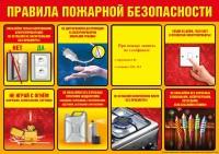 Соблюдение правил пожарной безопасности поможет избежать беды
