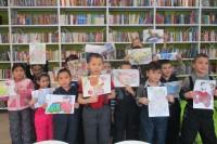 Юные дудинцы оформили книжку-малышку «Агнины Игрушки»