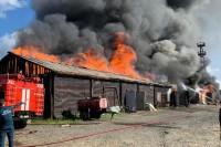 За минувшие сутки в Дудинке произошло три возгорания
