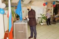 В Дудинке стартовало трехдневное голосование