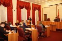 Глава города и председатель Горсовета выступили с ежегодными отчетами