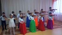 Детсадовцев познакомили с живой музыкой